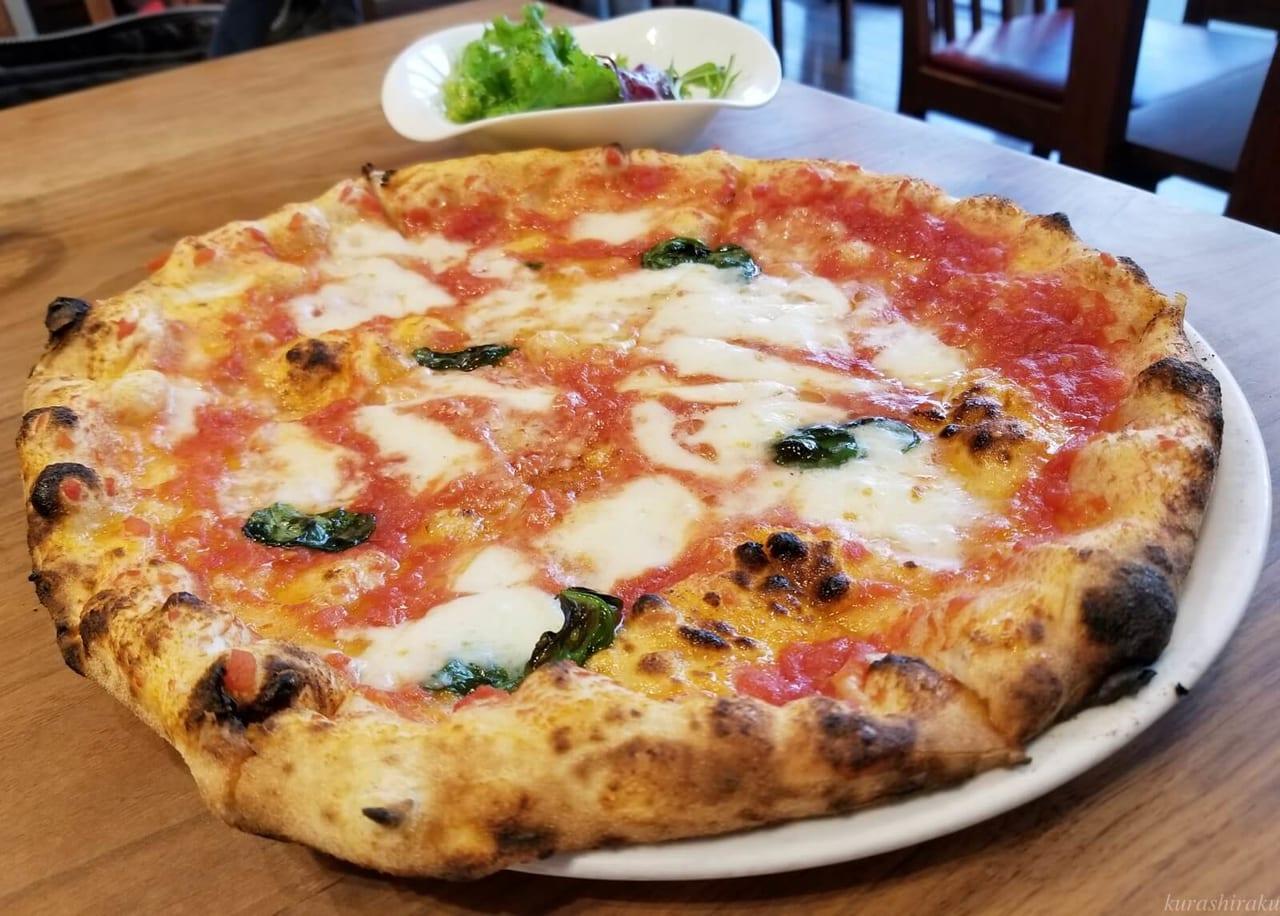 Pizzeria YUICIRO&Aのピザ