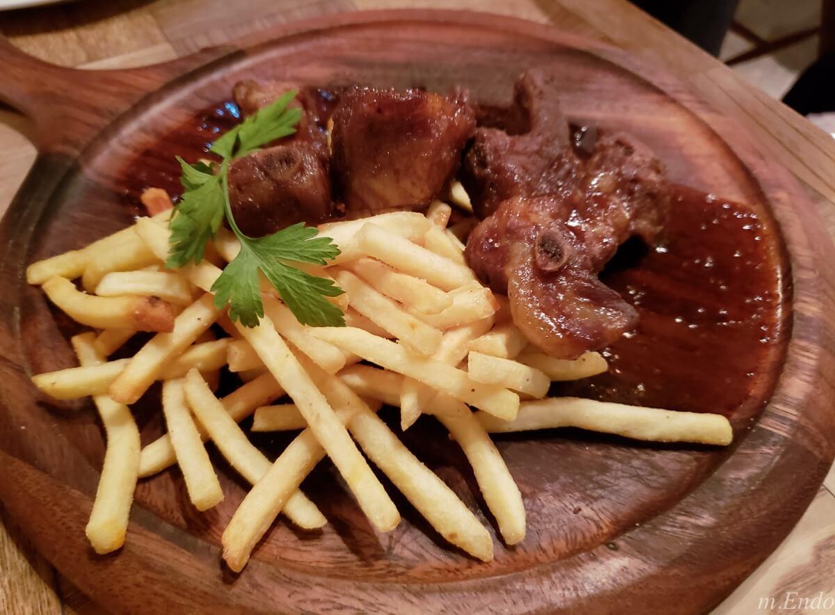 ジャルダン立川の肉