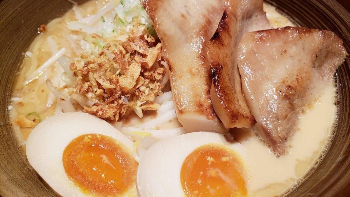 【閉店】チャンポン専門店 平和食堂 by 我流風 ルミネ立川店で炙り豚トロらーめん食べてきた
