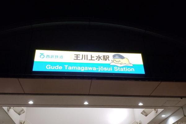 東京でホタルを見るなら玉川上水駅前へ。漆黒の暗闇の中にふわっと瞬く光を見てきた
