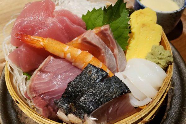 1日数量限定お刺身定食も!鮮魚専門店「海鮮魚力 立川北口店」の鮮度がすごい
