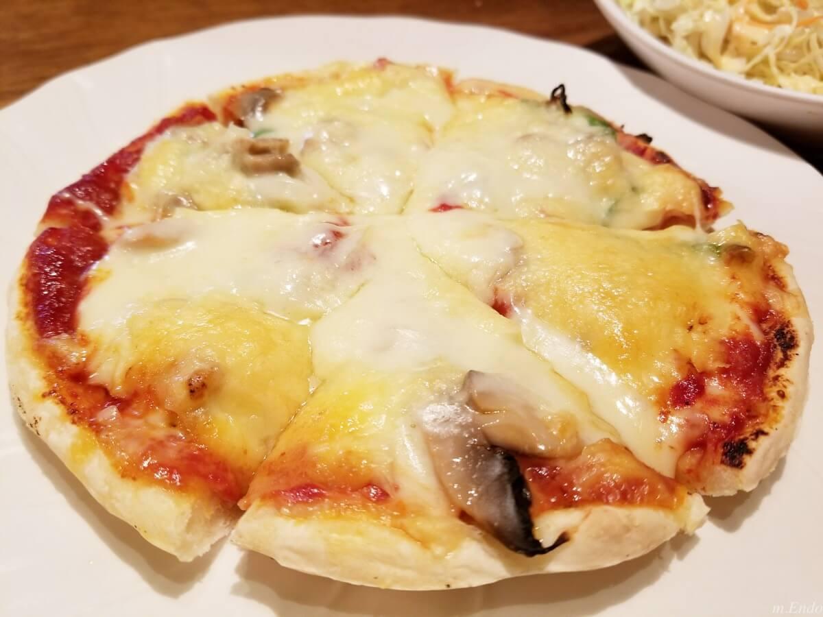 トスカーナのピザ