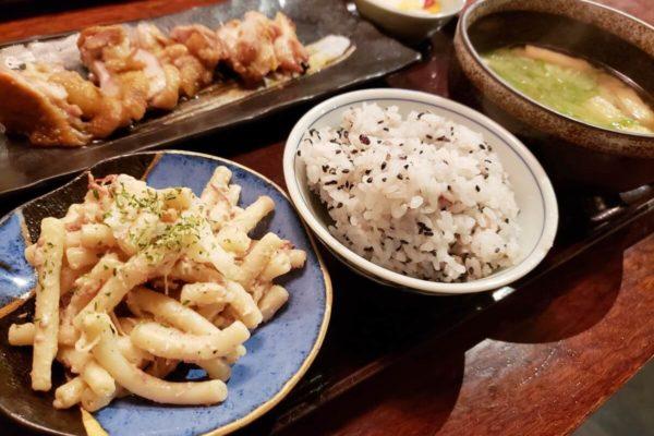 立川駅徒歩5分!居酒屋「チカノミ」に行ってモリモリヘルシー和食ランチ食べてきた