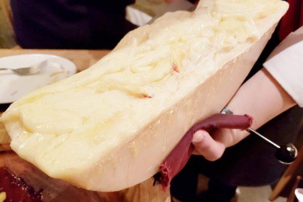 とろとろ〜!のラクレットチーズが食べたくて「ジャルダン立川」で食べてきた