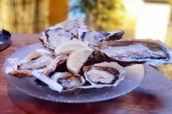 駅から徒歩1分!オイスターバー GOSHIKI 立川北口店に人生で初めて生牡蠣を食べに行った結果