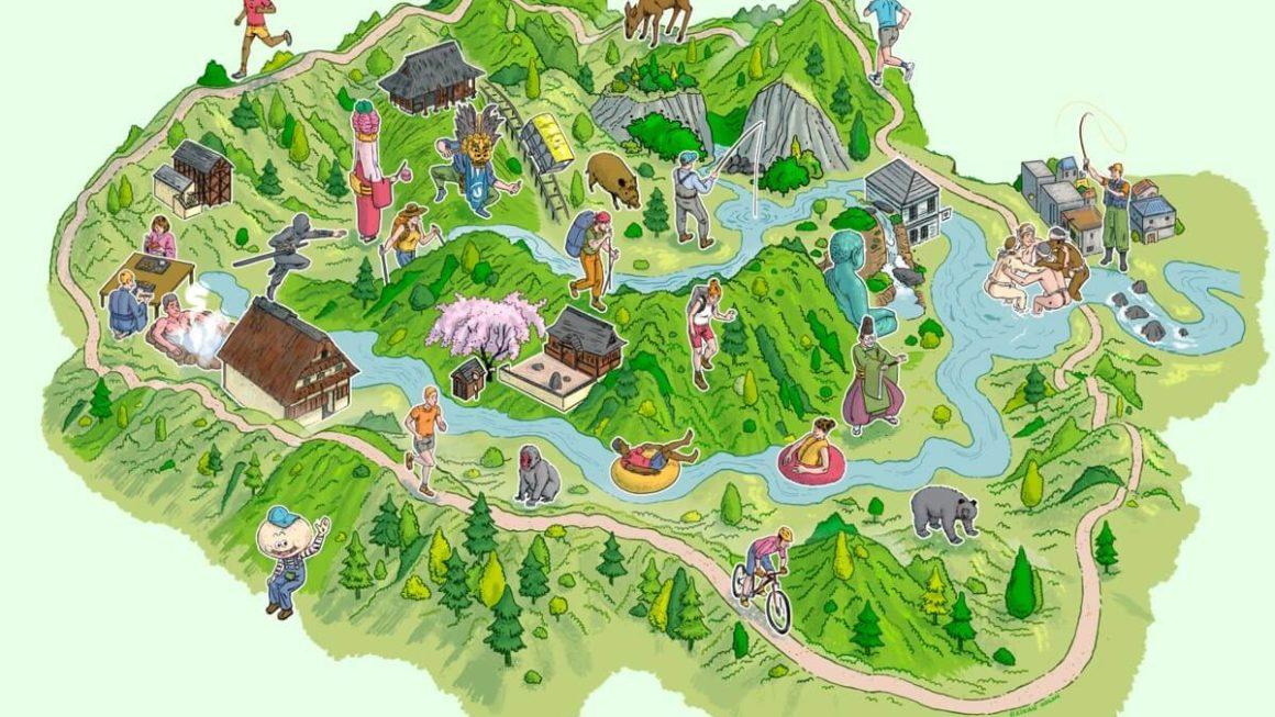 東京都檜原村の観光スポットを知りたいなら「東京ひのはらんど」を活用しよう