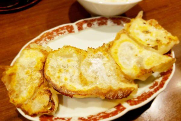立川のランチ定食は「餃子のニューヨーク」がおすすめ。ボリュームたっぷりで大満足!