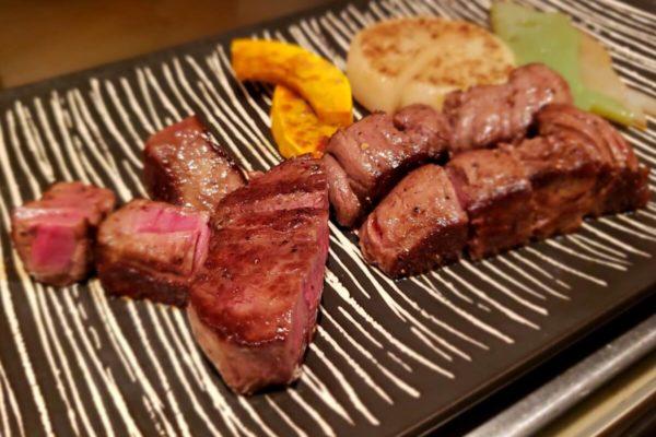 パレスホテル立川「鉄板焼 明日香」は個室でオシャレな記念日ディナーが楽しめる