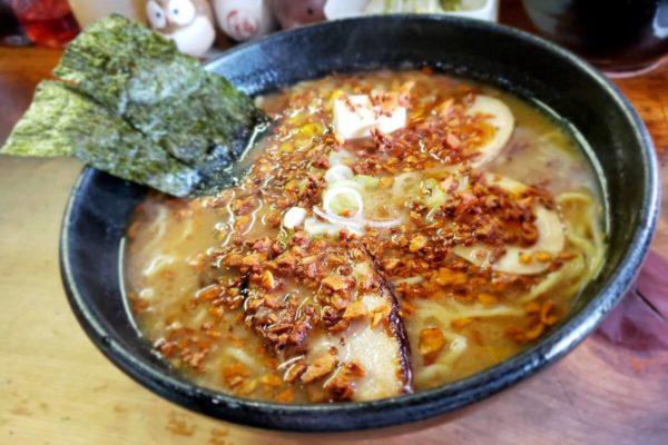 東大和市「とんがら亭」のとんがららーめんは、炙りチャーシューがトロトロでうまし!