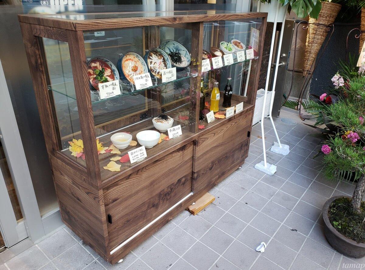立川駅北口「つけ蕎麦 BONSAI(ボンサイ)」