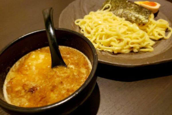 立川北口徒歩1分!個室居酒屋「家偉族(かいぞく)」で魚介つけ麺ランチ食べてきた