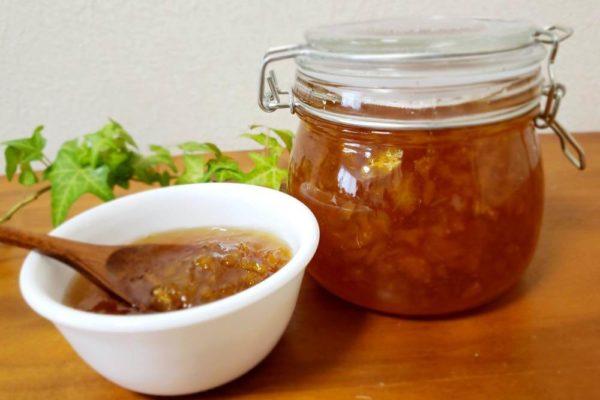 奥多摩でいただいたゆずを使って作る簡単・時短ゆずジャムレシピ。パンに塗ったりゆず茶にも!
