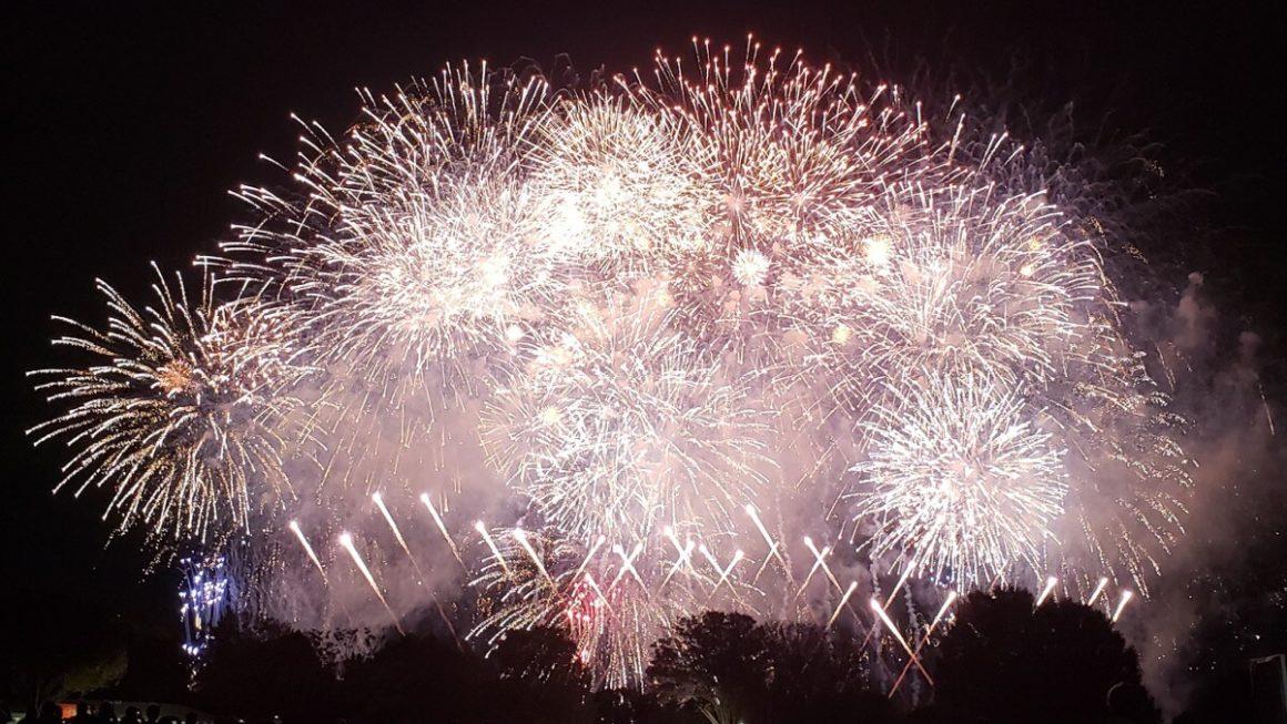 昭和記念公園 花火大会を有料観覧席で見るメリットとデメリット