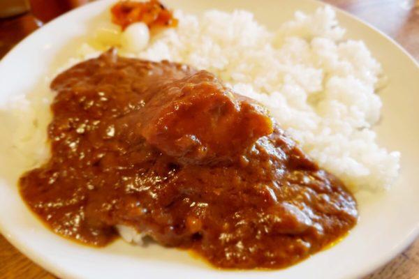 立川駅南口欧風カレー専門店「DS100%」で人気No.1トロトロ牛すじカレー食べてきた