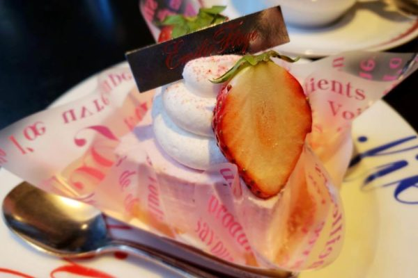 立川で人気のケーキ屋カフェ「エミリーフローゲ 本店」でお得なランチを食べてきた