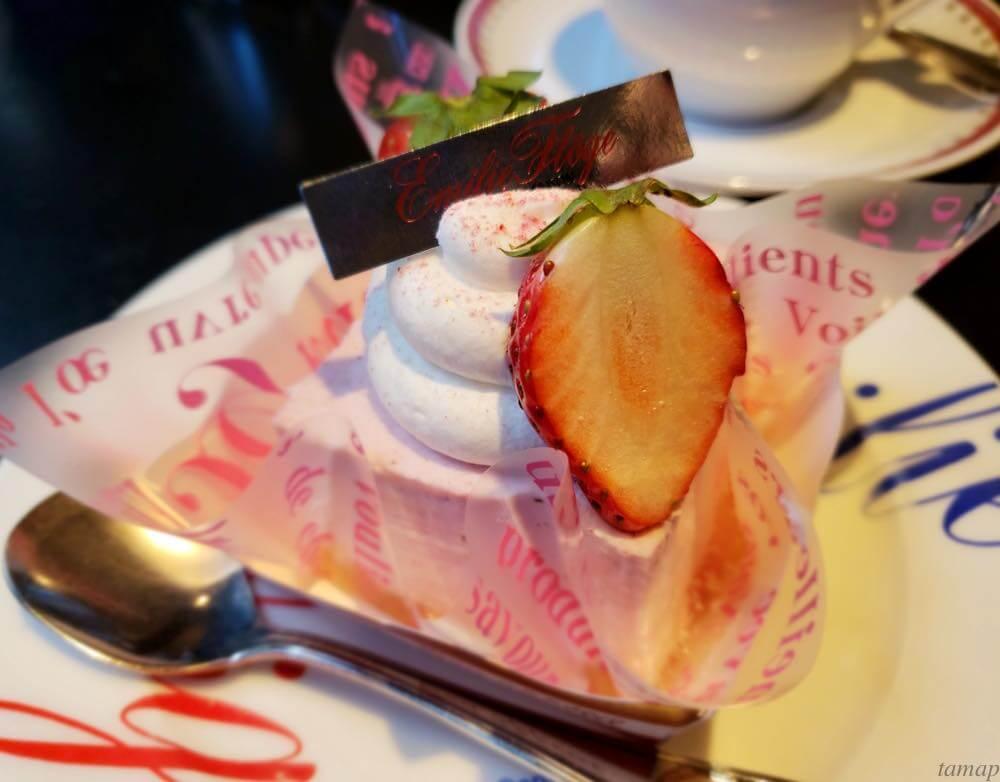 エミリーフローゲのデザート