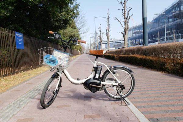 立川駅前レンタサイクルの利用の仕方。駅周辺施設のアクセスが簡単に