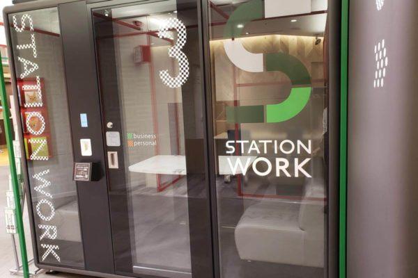 JR立川駅「エキュート立川」に「JJ+T」がオープン!シェアオフィスを利用してみた