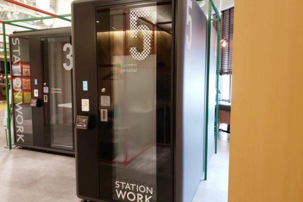 JR立川駅ナカシェアオフィス「STATION BOOTH」が本格始動。料金はいくらになる?