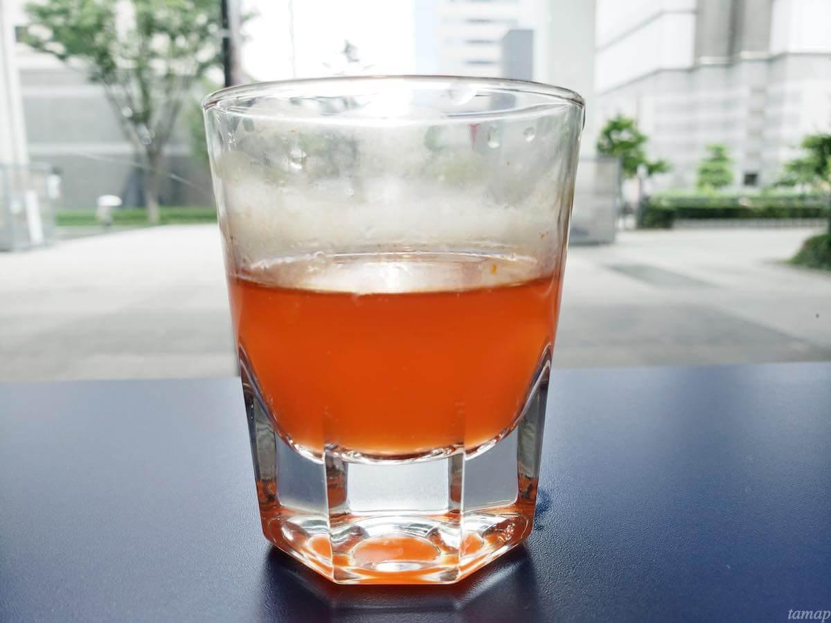 例の飲み物