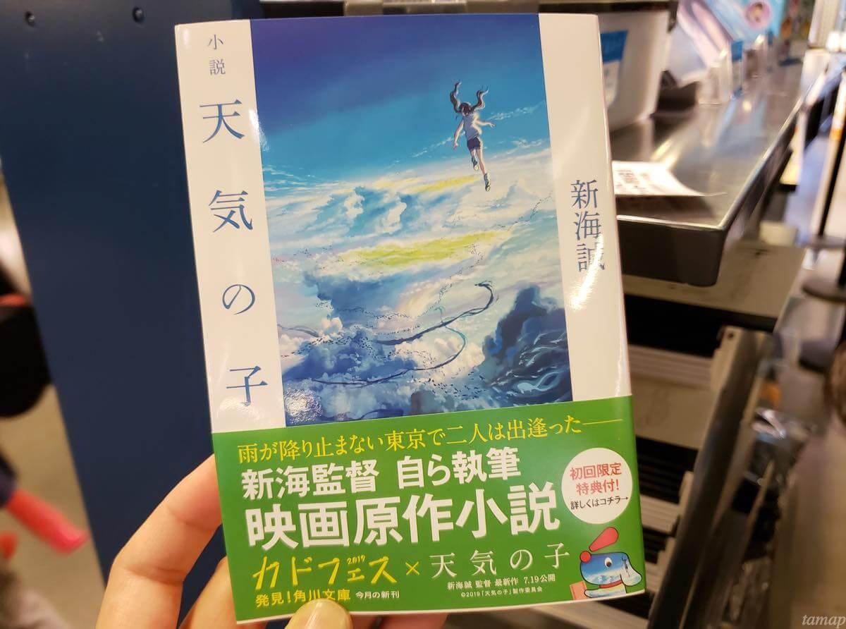 天気の子の小説