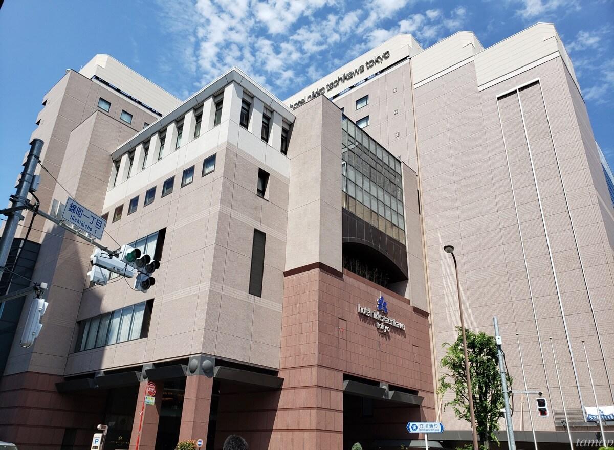 ホテル日航立川東京