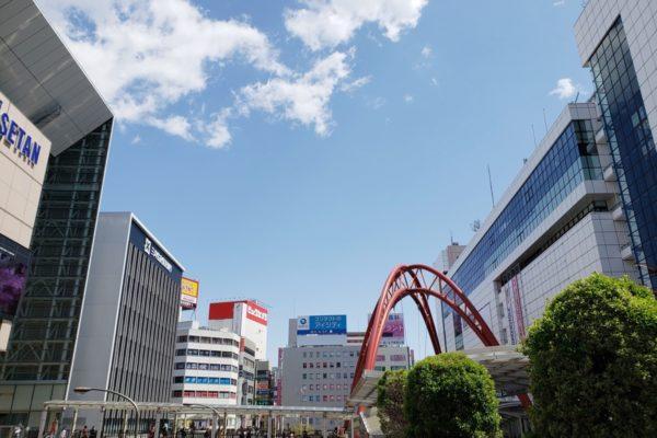 JR立川駅周辺のホテル・ビジネスホテル・旅館・宿泊施設一覧