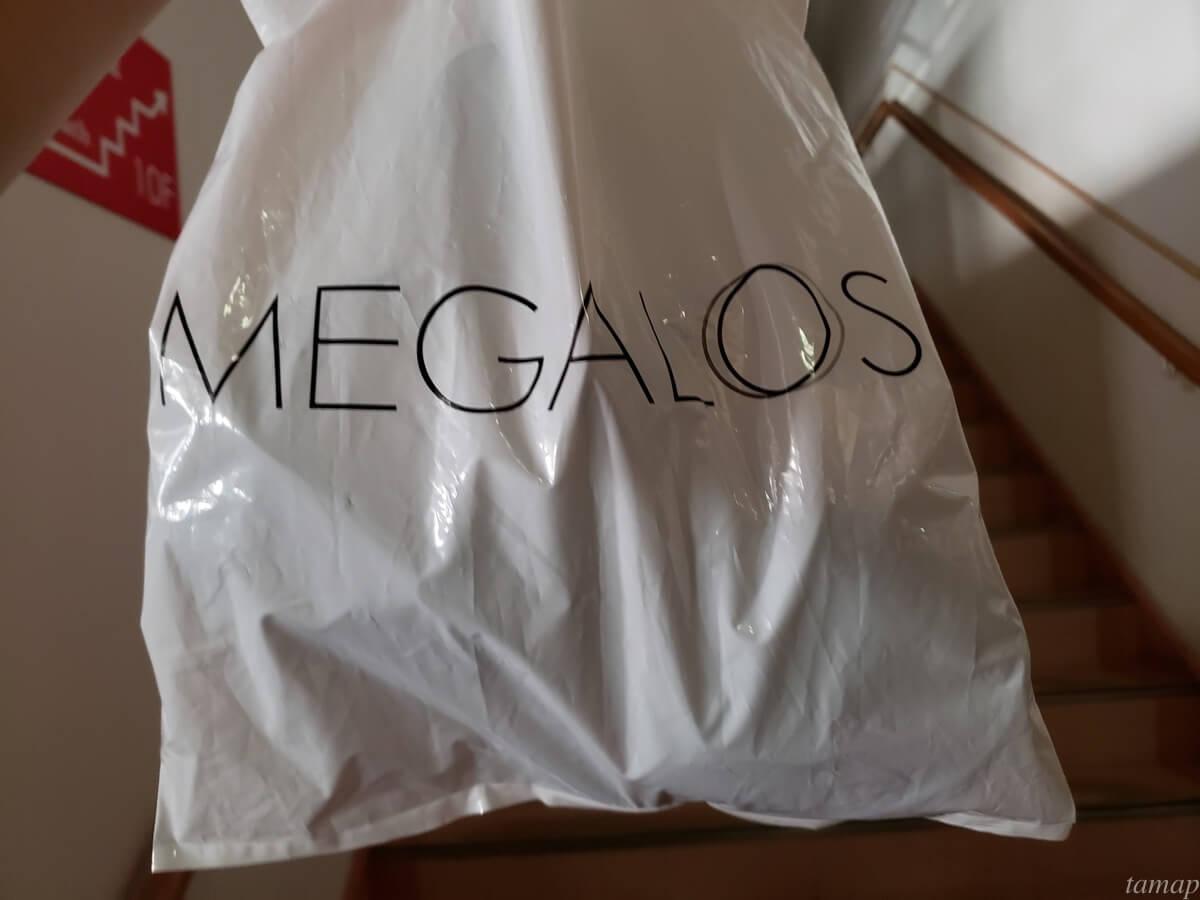 メガロス恐怖店