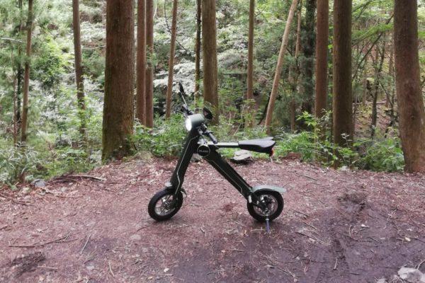 奥多摩駅徒歩4分!「E2ring」で電動バイクを借りて大自然の観光を楽しんでこよう!