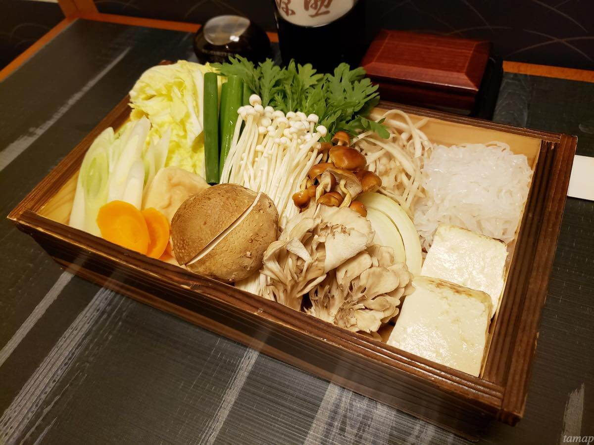 近江源助の野菜