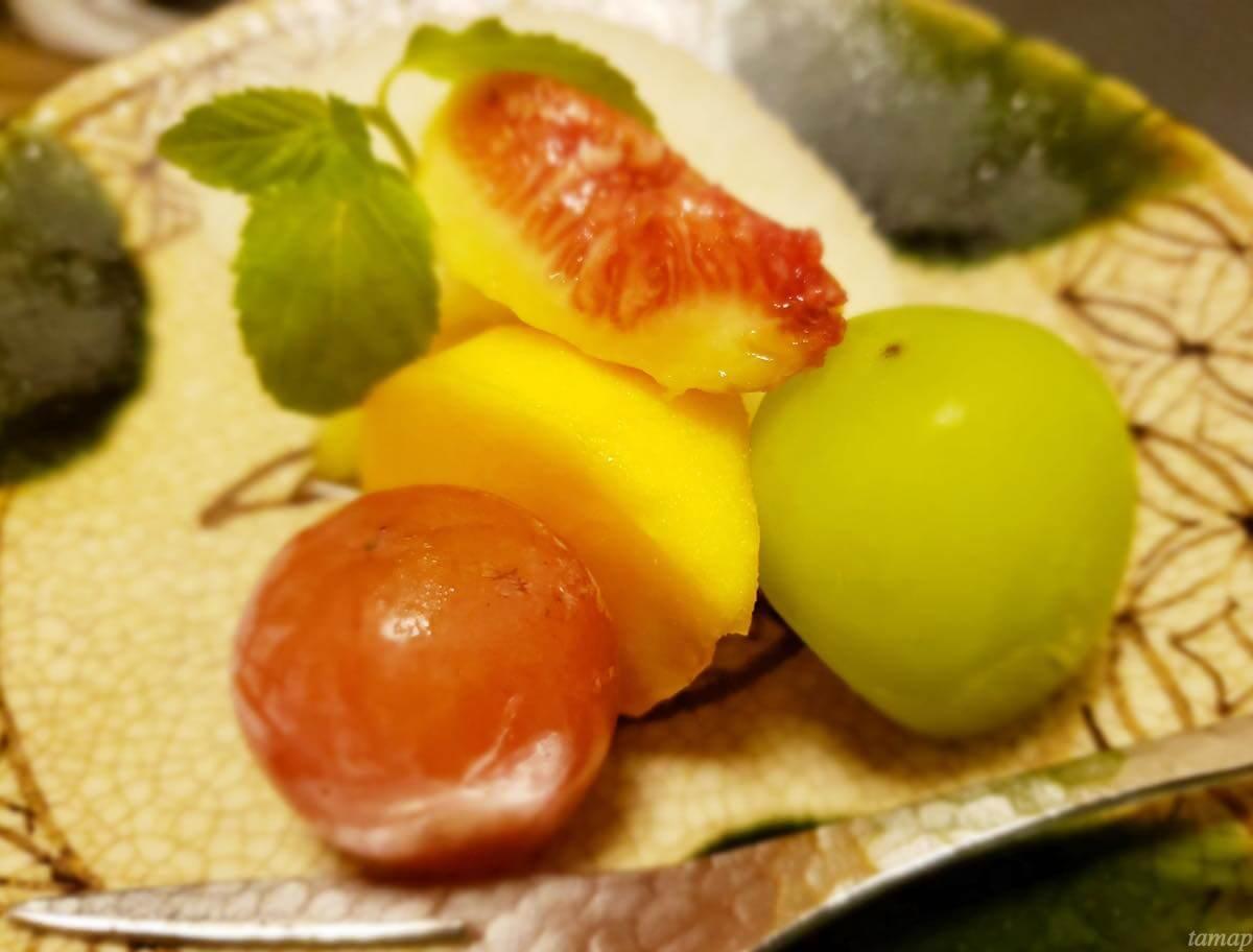 近江源助の果物