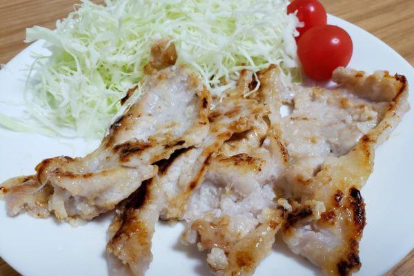 立川の老舗店「北島糀店」で作った塩麹を自宅で10日間熟成!豚の柔らか塩麹焼きを作ってみた