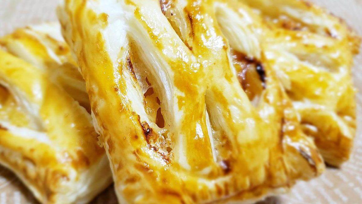 あきる野産のツヤツヤの柿で作る「柿パイ」レシピ。アップルパイに負けないおいしさ