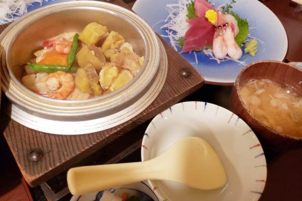 福生の人気隠れ家『鮮菜厨房まきの』季節限定の釜飯はボリュームたっぷり大満足ランチ