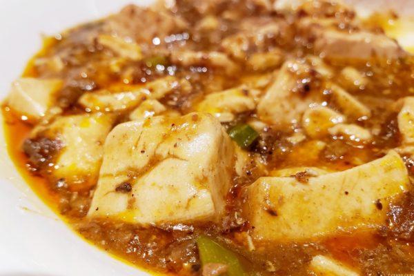 立川駅チカで中華ランチ!「Chinese Kitchen DRUNK DRAGON」で四川麻婆豆腐を食べてきた