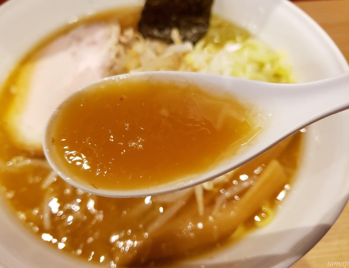 「初代修」のスープ