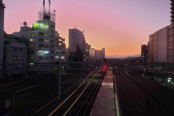 何もいいことがないときに立川駅の歩道から景色を眺めてみよう