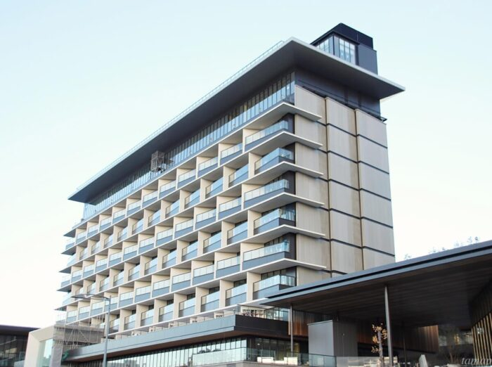 グリーンスプリングス「ソラノホテル」