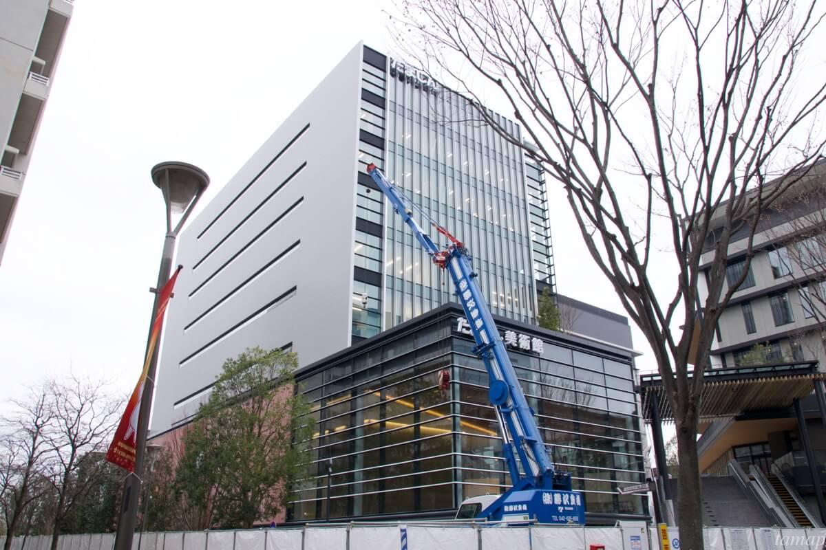 GREENSPRINGS 1月度の建設状況