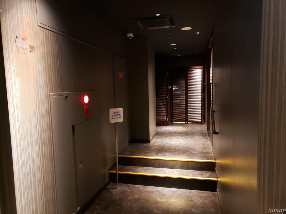 叙々苑立川シネマシティ店のトイレ