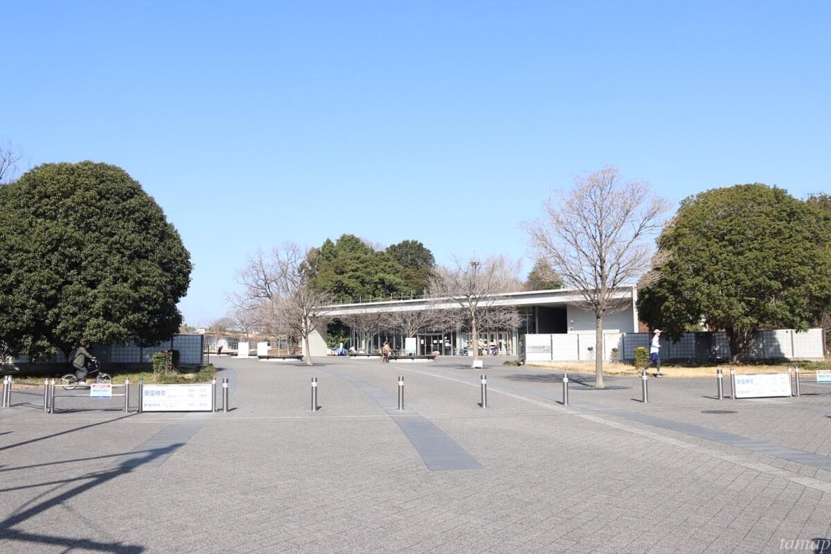 昭和記念公園のあけぼの口