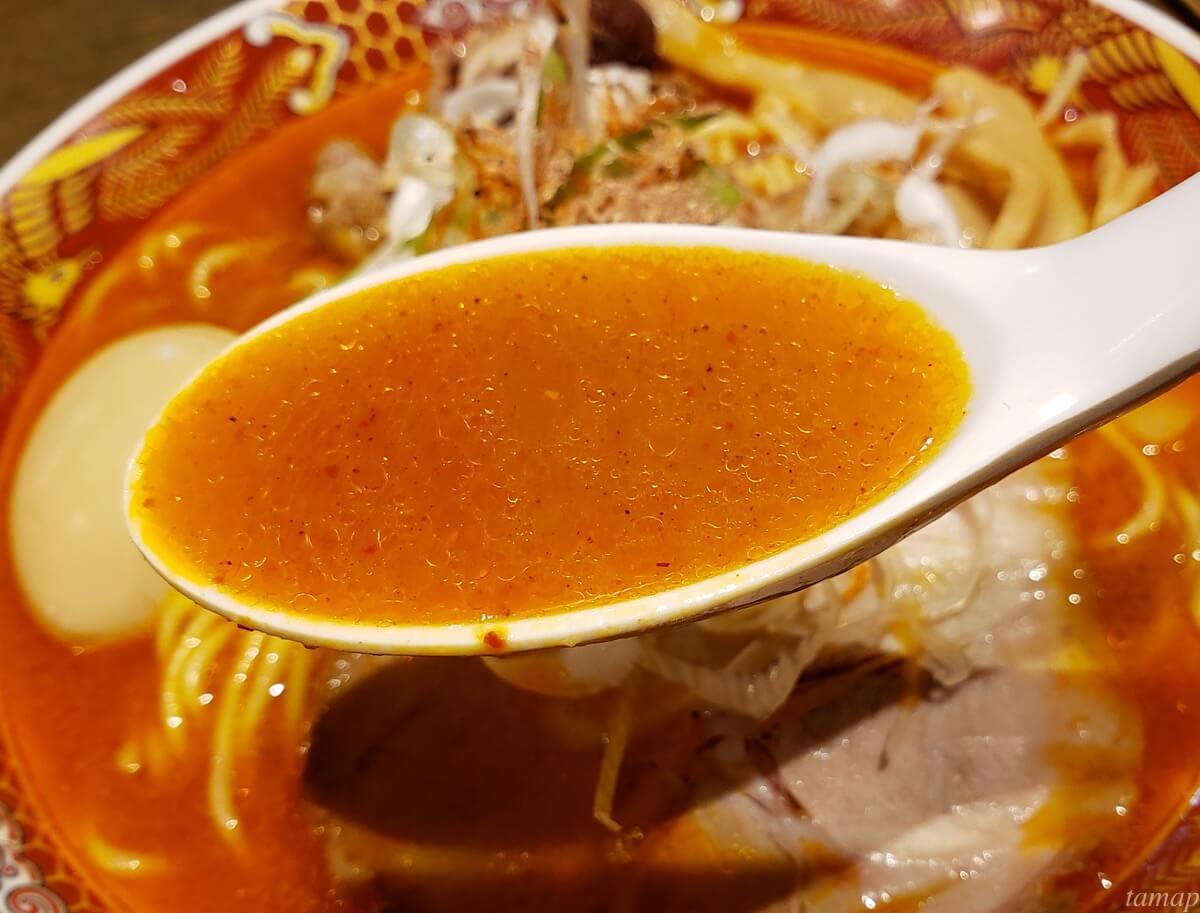 えびそばえび助のスープ