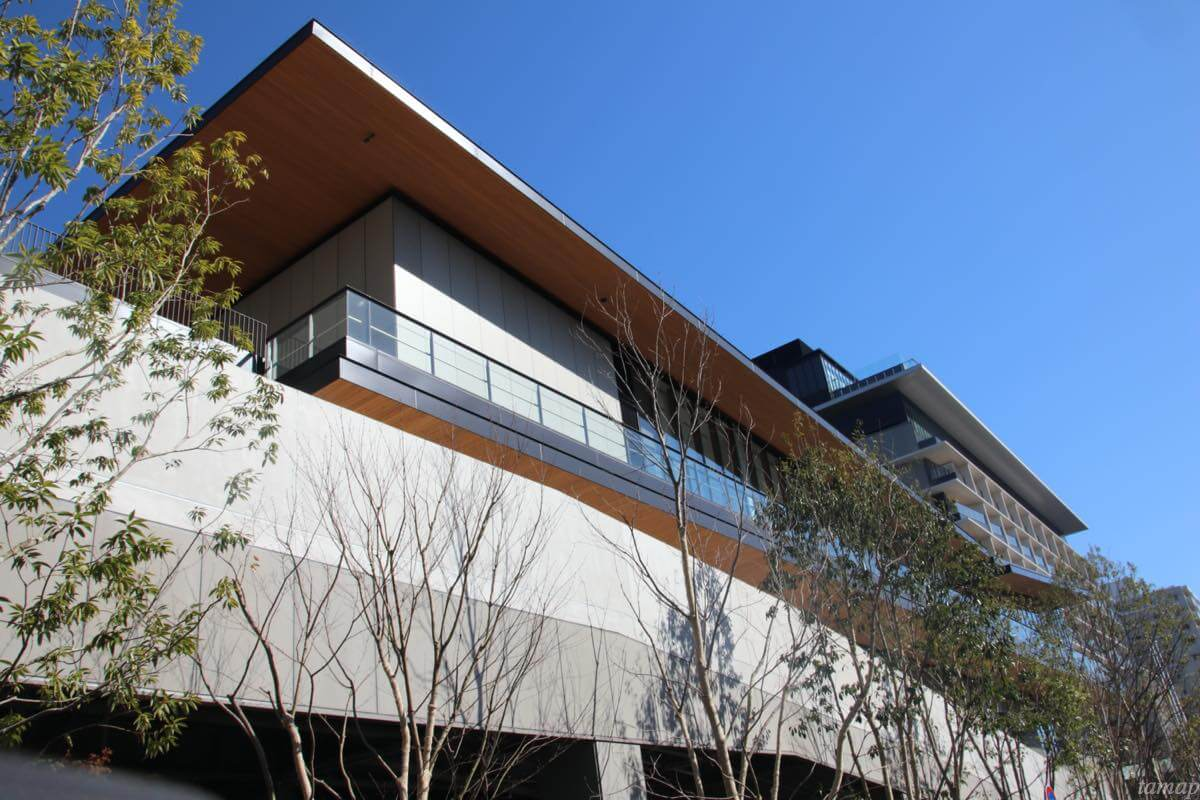 グリーンスプリングスの建物