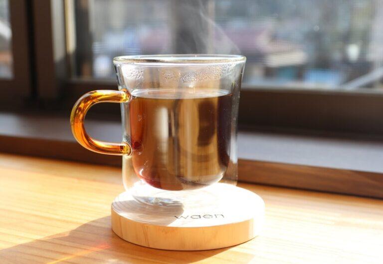 コーヒーのコースター