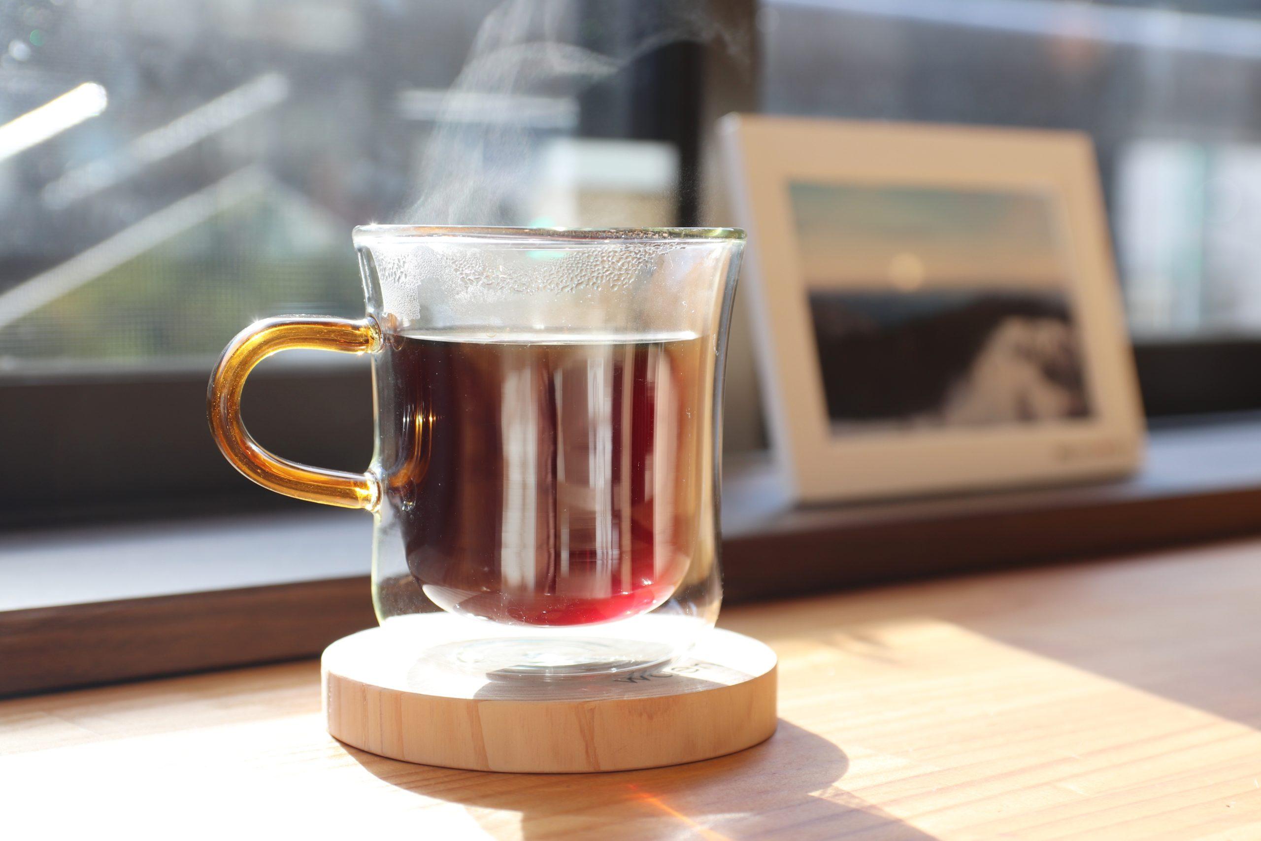 ぽーとおくたまのコーヒー