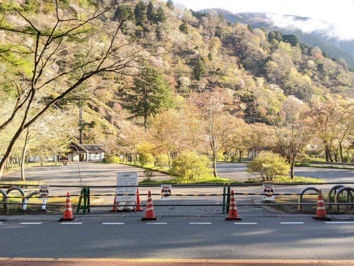 大麦台駐車場