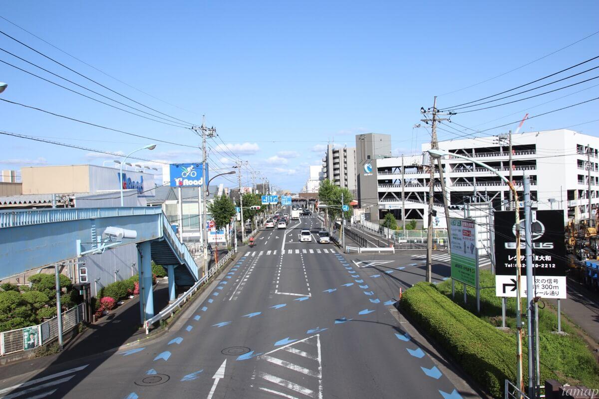 新青梅街道