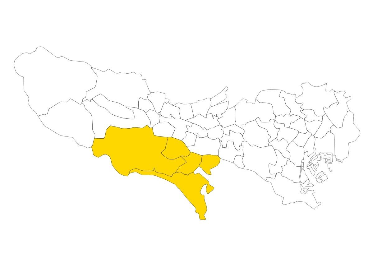 南多摩エリア