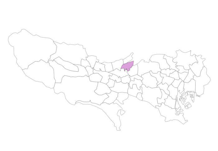東久留米市