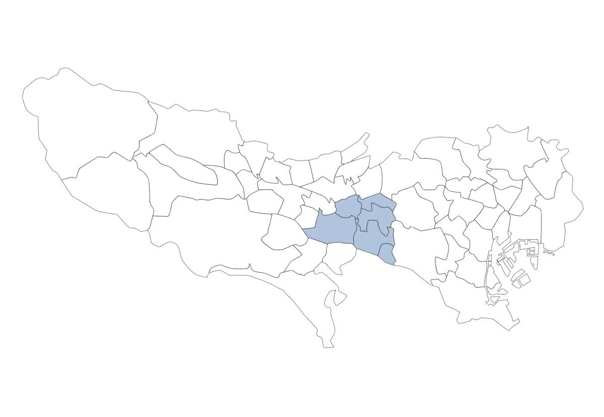 北多摩南部エリア